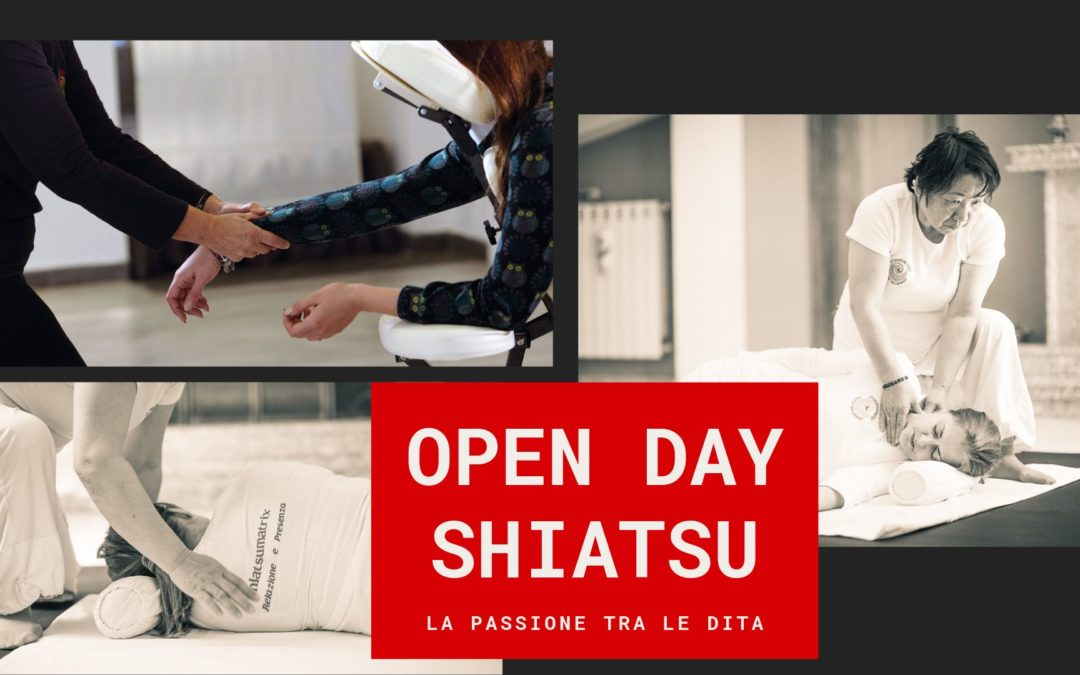OPEN DAY Shiatsu